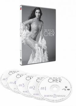THE BEST OF CHER on DVD from Time Life!