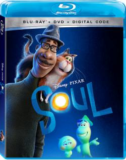 Digital Download of SOUL from Disney/Pixar!