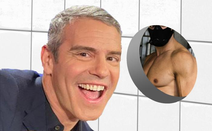 Andy Cohen Talks 'Glory Holes'