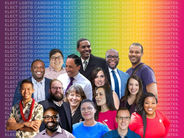How LGBTQ Voters and Candidates Could Change America's Landscape