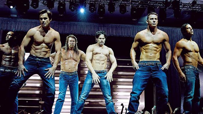 "A publicity still from ""Magic Mike"""
