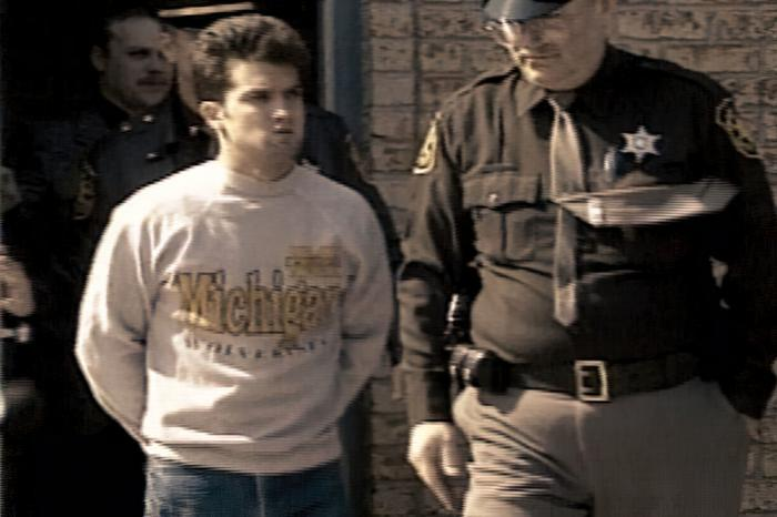 Jonathan Schmitz, who used the gay panic defense in 1995 in the murder of Scott Amedure.
