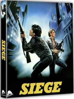 Review: Lean, Mean Exploitation Film 'Siege' Gets Terrific New Blu-ray from Severin Films