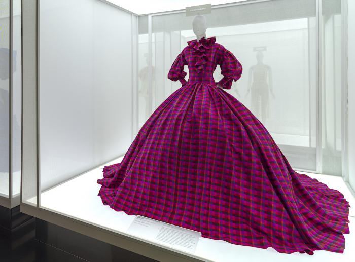 """""""In America: A Lexicon of Fashion"""" exhibit at The Metropolitan Museum of Art."""