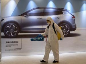 Beijing Auto Show is Latest Event Delayed by Virus Fears