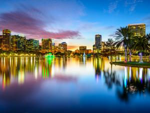 Frontier Airlines Offers Free Flights to Orlando for Namesake Customers