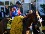 Winning Filly: Swiss Skydiver Beats Authentic in Preakness